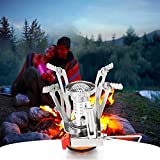 Bbq Grills - Mini Camping Oven Gas Stove Survival Furnace 3000w Pocket Picnic Cooking Folding Burner Cooker - Charcoal Cooking Walmart Replacement Smokers Kids Grates Built Outdoor Parts...