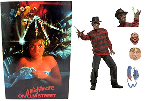 NECA - Nightmare on Elm Street - 7' Scale Action Figure - Ultimate Freddy