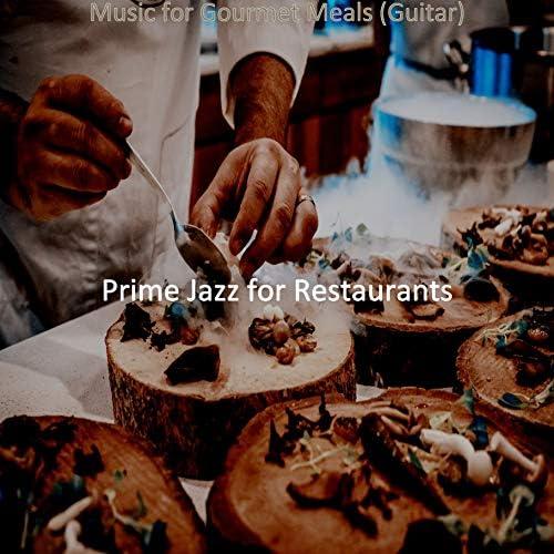 Prime Jazz for Restaurants