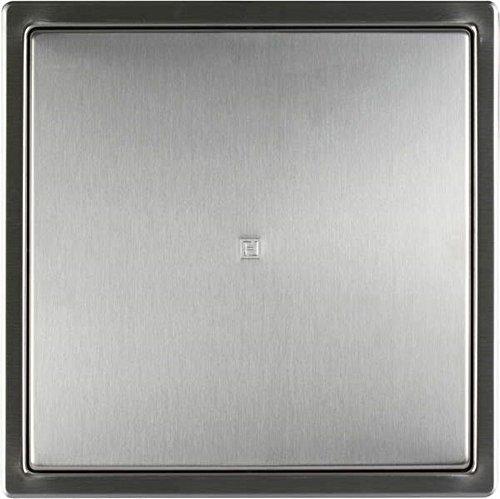 Qualitäts-Edelstahl-Revisionstür-Revisionsklappe 300x300mm mit gebürsteter Oberfläche