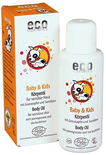 Olio Corpo Naturale Baby & Kids