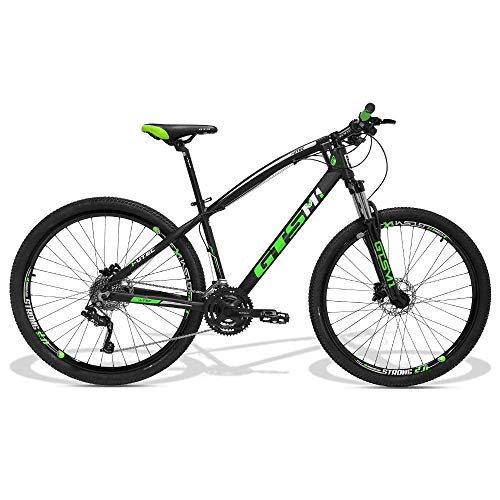 Bicicleta GTS Aro 29 Freio a Disco Hidráulico Câmbio 27 Marchas e Amortecedor | GTS M1 I-Vtec GTS MX9