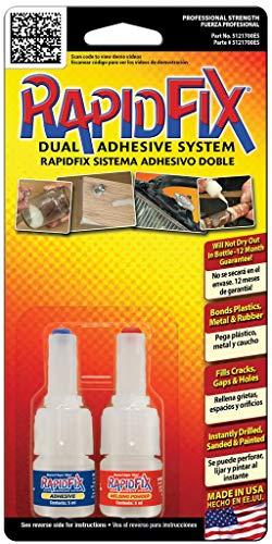 RapidFix - 5121700ES Dual Adhesive System, 5 mL