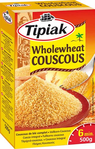 Tipiak Vollkorn-Couscous - 6x 500 g