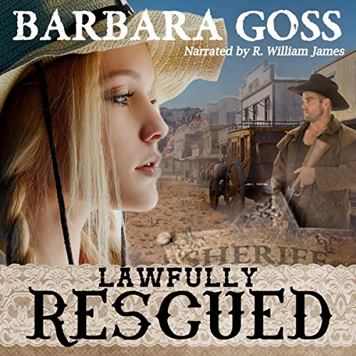 Lawfully Rescued: A Bounty Hunter Lawkeeper Romance (The Lawkeepers) cover art