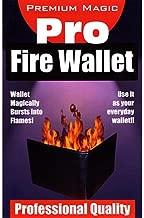 Fire Wallet by Premuim Magic - Trick