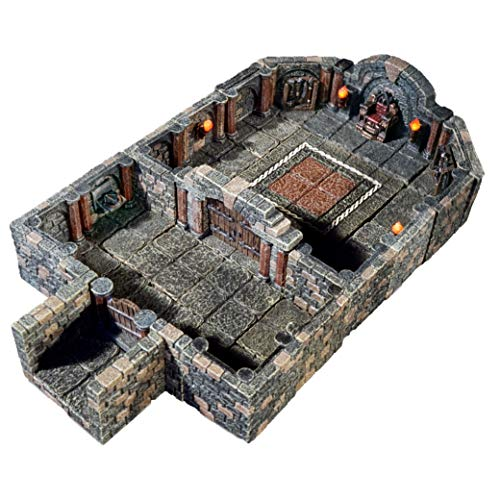 Dwarven Forge Hand Painted Deluxe Dungeon/Zaltar