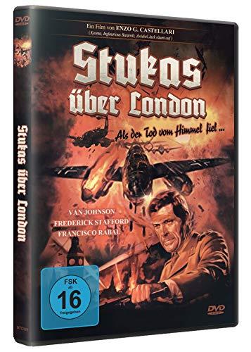 Stukas über London (Kampfgeschwader Brennender Adler / Battle Squadron) [Alemania] [DVD]