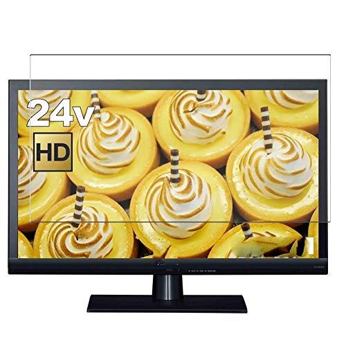 Vaxson TPU Pellicola Privacy, compatibile con Panasonic 24  LCD TV VIERA TH-24D300, Screen Protector Film Filtro Privacy [ Non Vetro Temperato ]