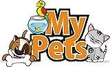 MyPets® Kleintierkäfig Nagerkäfig Für In- und Outdoor - 7