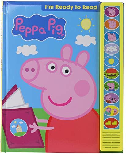 Peppa Pig I'm Ready to Read Sound Book - PI Kids
