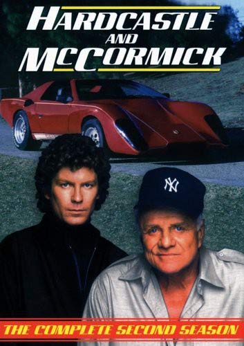 Hardcastle And McCormick / 5 DVD Set / Complete second Season