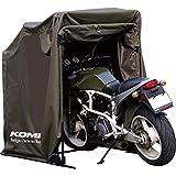 コミネ(KOMINE) バイク用 モーターサイクルドーム オリーブ L AK-103 685 防水