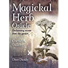 Magickal Herb Oracle: Enchanting Secrets from the Garden (Rockpool Oracle Card)