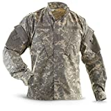 Military Outdoor Clothing Previously Issued ACU Jacket, Medium/Long, Camouflage