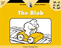The Blob (Itty-bitty Phonics Readers)