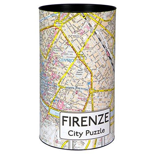 Firenze City Puzzle 500 Teile, 48 x 36 cm