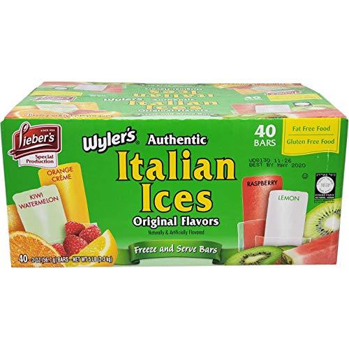 Lieber's Wyler's Italian Ices Original...