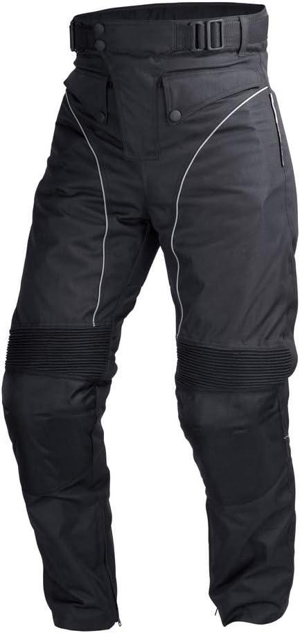 Ladies Motorcycle Motorbike Trouser 100/% Waterproof Wind proof Heavy Duty Removable CE Armour Biker Pant