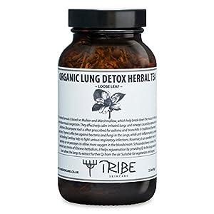 Organic Lung Detox Herbal Tea (Advanced Formula)