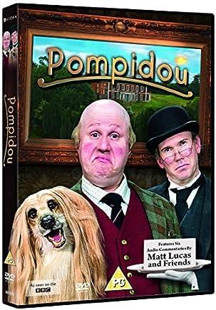 Pompidou [DVD] by Matt Lucas