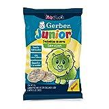 Gerber Snacks Infantiles. Gerber Tostadita Lemon and Salt 12X20Gmx, Limón y Sal, 20 Gramos, Paquete de 12., 174 Gramos