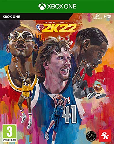 Nba 2K22 (75th Anniversary Edition) - Limited - Xbox One