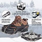 Zoom IMG-1 ramponi universali ghiaccio per scarponi