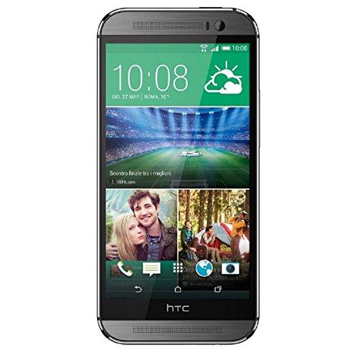 HTC One M8 3G, 4MP, 32GB, QHTC One M8 Unlocked International Version - 32GB - grau