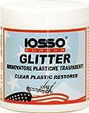 Iosso Europa Xgl2, Pasta Lucidante per Plastiche Trasparenti Tutti, Bianco, 250 ml