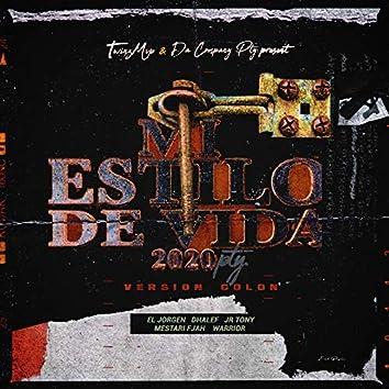 Mi Estilo De Vida (Colon Version)