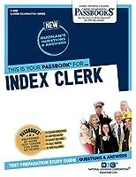 Index Clerk (Career Examination)