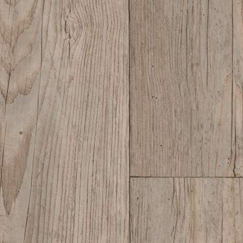 PVC Vinyl-Bodenbelag Landhaus Winterpinie | CV PVC-Belag verfügbar in der Breite 200 cm & Länge 150 cm | CV-Boden wird in benötigter Größe als Meterware geliefert & trittschalldämmend
