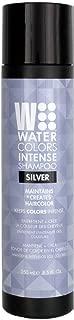 Watercolors Intense Color Shampoo 8.5 oz (Silver)
