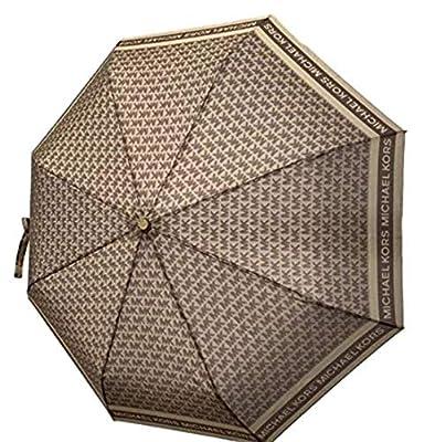 MK Logo Signature Umbrella