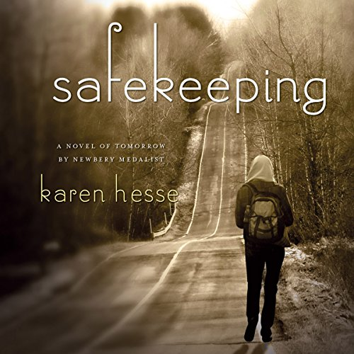 Safekeeping audiobook cover art