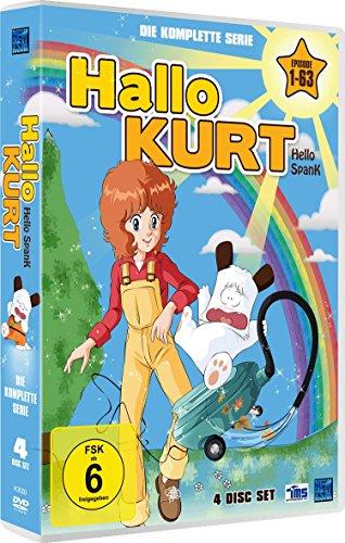 Gesamtbox (4 DVDs)