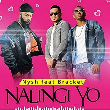 Nalingi yo (feat. Bracket)
