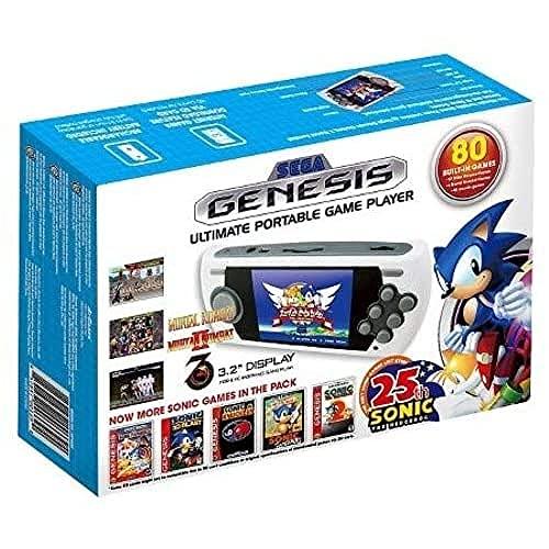 Sega Genesis Arcade Ultimate Portable 2016