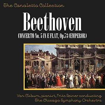 """Beethoven: Concerto No. 5 In E-Flat, Op. 73 (""""Emperor"""")"""