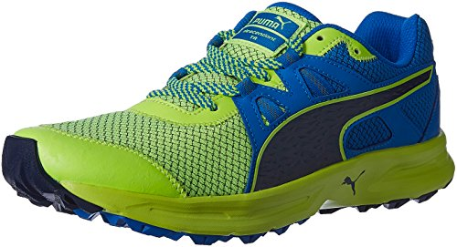Puma Men's Descendant Tr Safety Yellow, Electric Blue Lemonade...