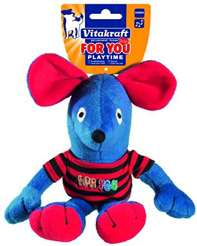 VITAKRAFT ratón de Peluche