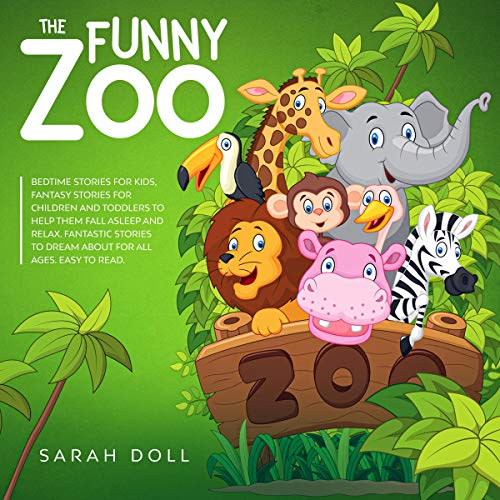 The Funny Zoo cover art