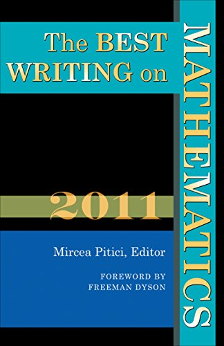 Image of The Best Writing on Mathematics 2011
