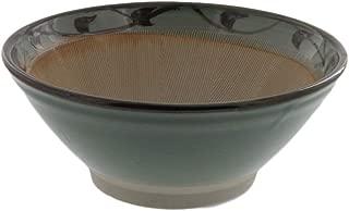 テーブルウェアイースト (唐草)貫入 高田焼すり鉢 8寸 グレー 26 x 13.7 cm kn-E1-4012-0