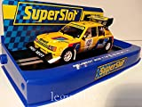 Scalextric SuperSlot - Coche Slot Peugeot 205 T16 Pikes Peak (Hornby S3641)