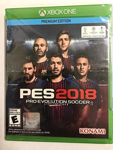 Pro Evo Soccer 2018