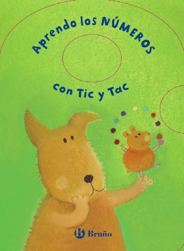 Aprendo los números con Tic y Tac / Counting with Jack and Ella