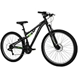 "Huffy Marker 26"" Men's Full Suspension Mountain Bike"