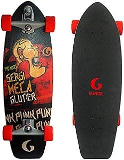 Glutier Surfskate Sergi Meca 31 with T12 Surf Skat...
